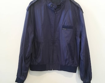 80's Royal Blue Members Only Jacket