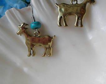 Billy Goat Earrings