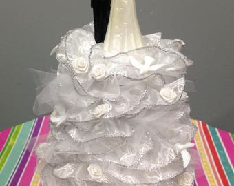 Weddng Wishes Ribbon Tree