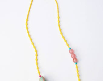 Sunny Side Up Necklace