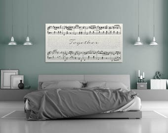 Song Lyric Wall Art lyrics wall art | etsy