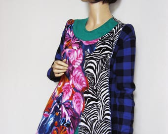 XL to 1X  Crazy Colors and Patterns