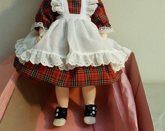 "MADAME Alexander Collectible Doll McGuffey Ana 1525 In Box 13"" With Tags"
