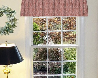Bedroom Curtains, Living Room Curtains, Valance, Home Decor, Bathroom Window,  Window