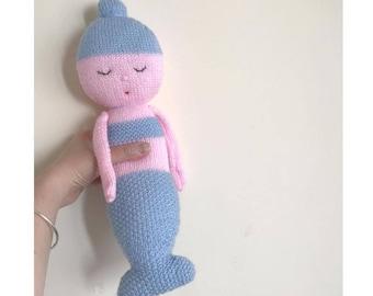 Little Mermaid Knitting Kit