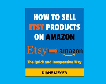 How to sell on Amazon, Amazon shop, Etsy on Amazon, Sell on Amazon, Handmade on Amazon, Amazon store, Etsy items on Amazon, Sell an item
