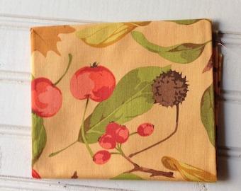 Crabapples Cotton Fabric from Rowan by Martha Negley