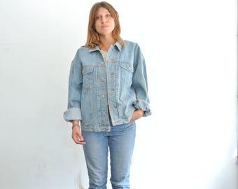 90s jeans jacket