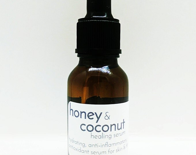 Honey & Coconut Healing Serum