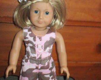 "American Girl Doll Rompers or any 18"" Doll"