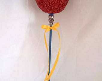 Snow White Evil Queen Apple Wand