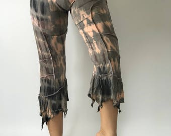 TD0092  Women's Tie Dyed Yoga Pants and Leggings,perfect for yoga super comfort, tiedye