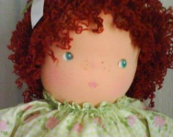 ELSA doll girl