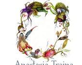 Anastasia Traina, Botanicals and Other Creatures Catalogue