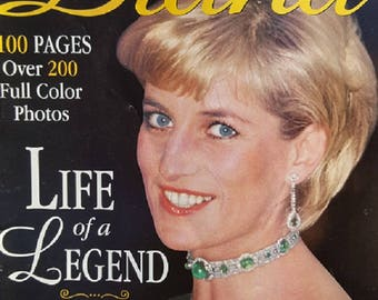 """Vintage Luxury Lifestyles of the Rich and Famous, Commemorative Tribute """"The Life of a Legend"""", 1997."""