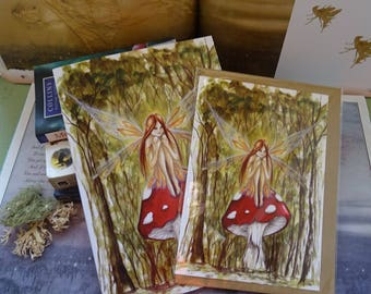 Woodland Wish Journal and Card Set