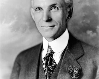 Henry Ford , Founder of the Ford Motor Company