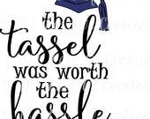 The tassel was worth the hassle Silk Screen Stencil, School stencil cookie stencils, mesh stencils, silk screen stencil cookies