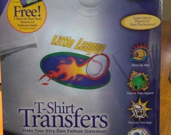 Canon TR-101 T-SHIRT Transfers 10-pc CST-6065-001