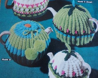 Kitting etsy vintage knitting pattern tea cosy pattern 1950s sirdar tea lovers fandeluxe Choice Image