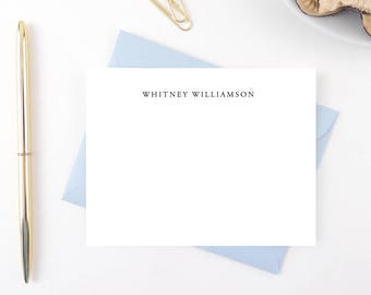Personalized Stationery / Personalized Stationary / Personalized Stationery Set / Personalized Stationary Set / Cards / Him /Qualified