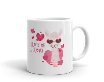 Llots of Llove Mug