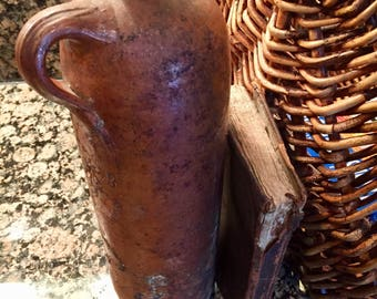 Pottery JUG/ extremely Primitive