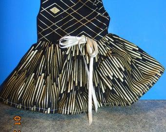 American Girl Type Doll Dress