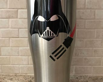Darth Vader 30oz Stainless Steel Insulated Tumbler