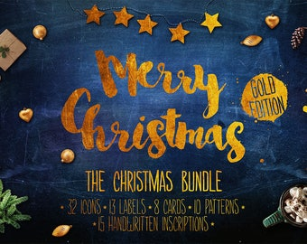 Christmas bundle. Gold Edition