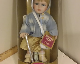 Collectible Memories Genuine Porcelain Doll, Lexie