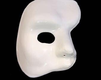 Antique Phantom Masquerade Mask