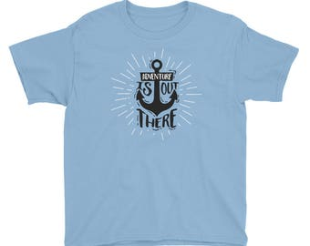 Adventure Is Out There Youth T-Shirt
