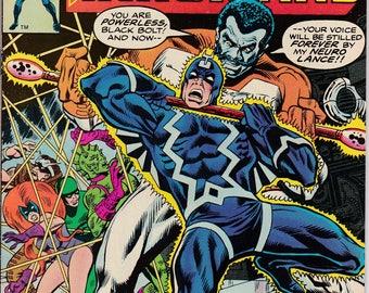 Inhumans #9 (1975 1st Series)  February 1977  Marvel Comics  Grade VF