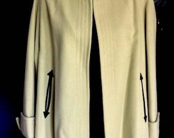 Vintage car coat | Etsy