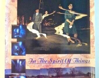 KANSAS * Promo Poster * In the Spirit of Things * Vintage * Original * 16x24 * 1988