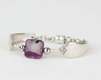Amethyst Gemstone Bracelet, Agate Bracelet for Women, Protection Bracelet For Mom, Boho Bracelet Ideas, Friendship Bracelet, Gift for her
