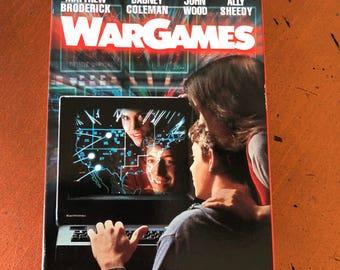 WarGames - Vintage VHS Movie