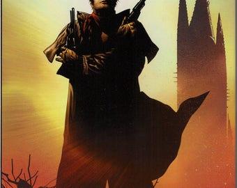 Marvel Comics,The DARK TOWER, The Gunslinger Born, Stephen King,Jae Lee,Richard Isanove, Horror Movie Hard Cover Graphic Novel Collection