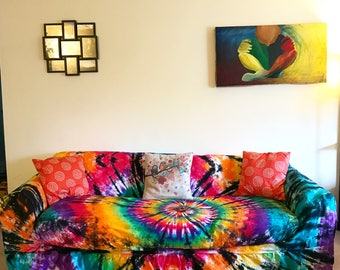 Bright And Vibrant Tie Dye Made For Everybody By