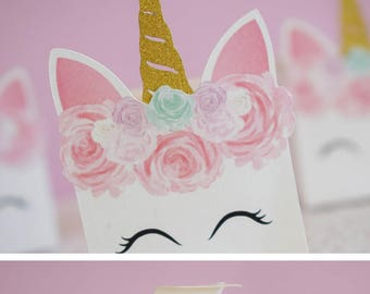 Unicorn Favor, Unicorn Favor Box, Unicorn Birthday, Unicorn Favor Box, Unicorn Party Favor, Unicorn Party, Unicorn Birthday Party, Unicorn