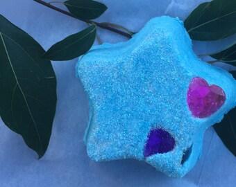 Frozen Star Bath Bomb