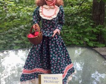 Pioneer Barbie (1995)/American Stories Collection/Barbie Doll