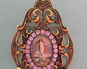 Lady of the Sea Pendant A