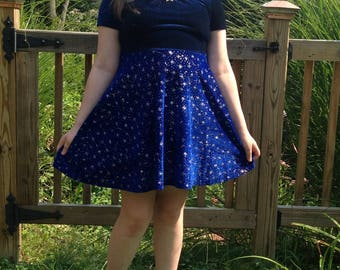 Winter Sparkle!  Colorful dress-up dress/Halloween costume, fits kids up to size 12 (gently used)