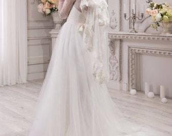 Handmade Wedding Veil Abby