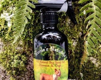 BUG SPRAY All Natural/Organic Insect Repellent/Bug repellent spray/