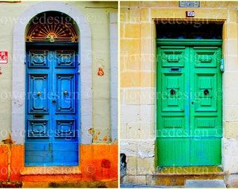 04. Digital old door, digital old European door, wooden door, antique door collage sheet, old door print, old handmade door print