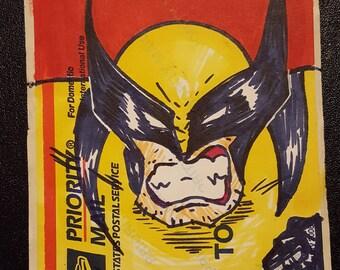 Wolverine Slap