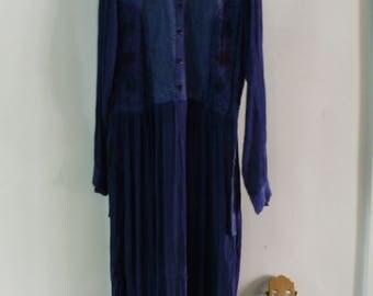 Blue Gyspy Dress